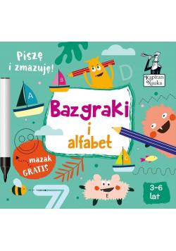 Bazgraki i alfabet Nowa