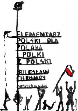 Elementarz Polski dla Polaka i Polki z Polski