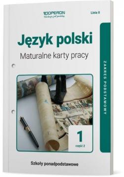 J. polski LO 1 Maturalne karty pracy ZP cz.2 2019