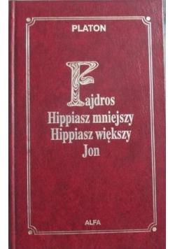 Fajdros Hippiasz mniejszy Hippiasz większy Jon