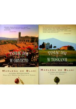 Tysiąc dni w Orvieto / Tysiąc dni w Toskanii