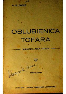 Oblubienica Tofara 1920 r