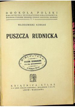 Puszcz Rudnicka 1930r