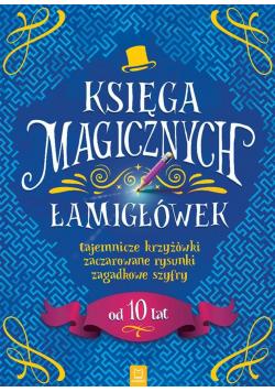 Księga magicznych łamigłówek