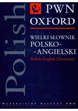 Wielki słownik polsko angielski PWN Oxford