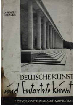 Deutsche kunst und Entartete kunst