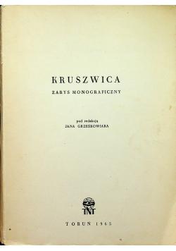 Kruszwica  Zarys monograficzny