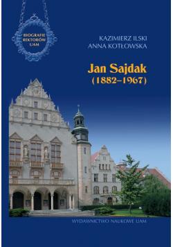 Jan Sajdak (1882-1967)