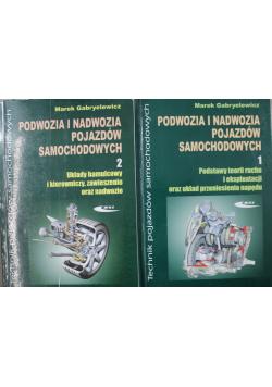 Podwozia i nadwozia pojazdów samochodowych 2 tomy