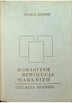 Romantyzm Rewolucja Marksizm