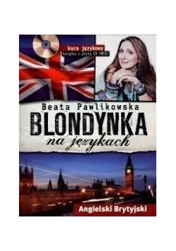 Blondynka na językach+CD