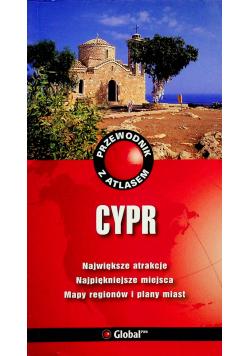 Przewodnik z atlasem Cypr