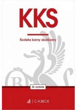 KKS Kodeks karny skarbowy w.36