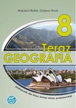 Geografia SP 8 Teraz geografia podręcznik SOP