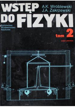 Wstęp do fizyki Tom 2 część 1