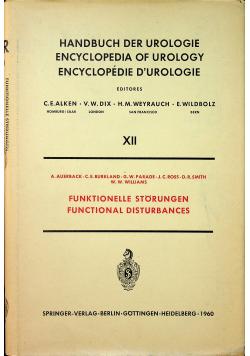 Handbuch der urologie encyclopedia of urology encyclopedie durologie