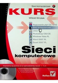 Sieci komputerowe plus CD