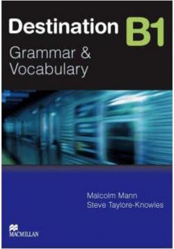 Destination B1 Grammar&Vocabulary MACMILLAN