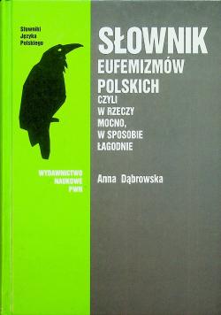 Słownik eufemizmów polskich