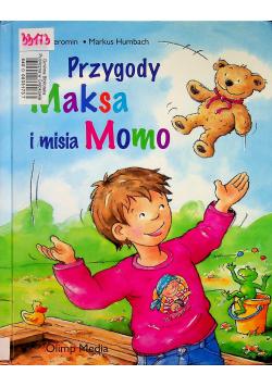 Przygody Maksa i misia Momo