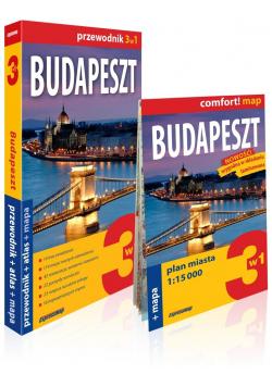 Comfort! map Budapeszt 3w1 w.2020