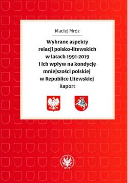 Wybrane aspekty relacji polsko-litewskich w...