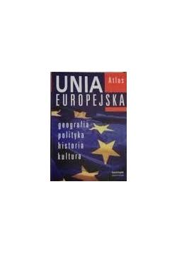 Unia Europejska Atlas