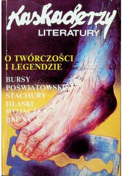 Kaskaderzy literatury