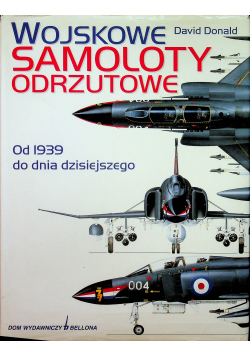Wojskowe samoloty odrzutowe