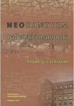 Neokantyzm badeński i marburski