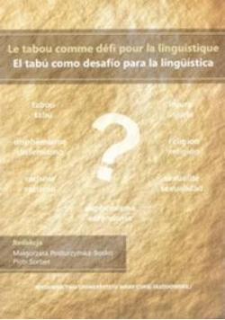 Le tabou comme dfi pour la linguistique