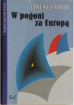 W pogoni za Europą