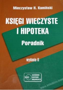 Księgi wieczyste i hipoteka Poradnik