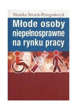 Młode osoby niepełnosprawne na rynku pracy