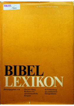 Bibel lexikon