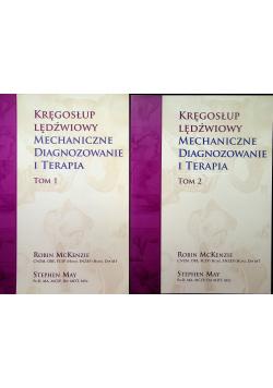 Kręgosłup lędźwiowy mechaniczne diagnozowanie i terapia tom 1 i 2