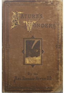 Natures Wonders 1882 r
