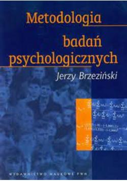 Metodologia badań psychologicznych
