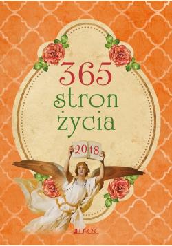 365 stron życia Terminarz 2018