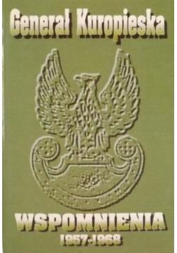 Wspomnienia 1957 - 1968