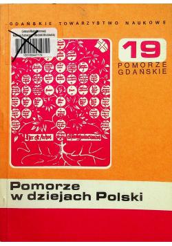 Pomorze w dziejach Polski Nr 19