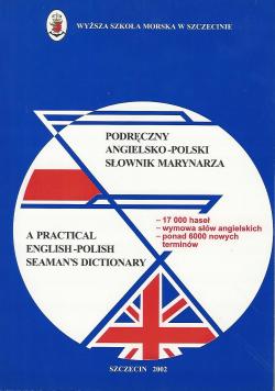 Podręczny angielsko polski słownik marynarza