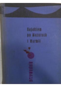 Kajakiem po Mazurach i Warmii
