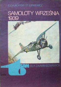 Samoloty wrzesień 1939