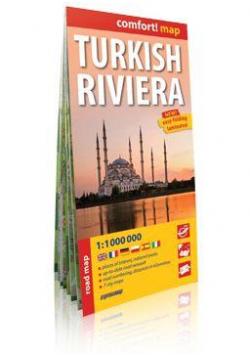 Comfort!map Riwiera Turecka 1:1000 000 mapa
