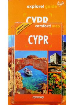 Cypr light przewodnik + mapa
