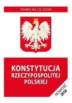 Konstytucja Rzeczypospolitej Polskiej 09/2018