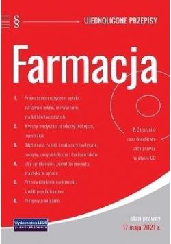 Farmacja - ujednolicone przepisy