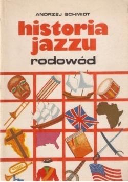 Historia jazzu Tom I Rodowód