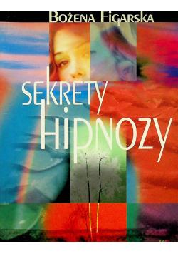 Sekrety hipnozy plus dedykacja Figarska